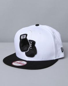 "$28.00 ALI Gloves Snapback Hat from New Era ""Float like a butterfly, sting like a bee!"" -DrJays"