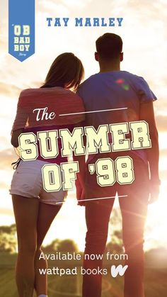 Ready for a #FlashbackFriday?  Venture back to The Summer of '98 with the heartwarming and heartbreaking prequel to The QB Bad Boy and Me by @tayxwriter 🏈  Get ready to learn the story of Drayton's parents and the summer that changed everything Wattpad Books, Wattpad Stories, Girl Photography Poses, Creative Photography, Aesthetic Photography Nature, Bts Funny Videos, Books A Million, Three Kids, Marvel Movies