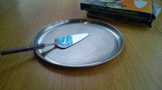 Cake server plate pie slice serving tray by TheLittleIrishShop,