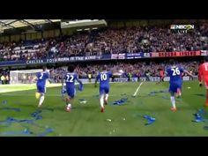 Fraja tv: Chelsea Premier League Champions Celebration 2014-2015 - Chelsea vs Crystal Palace 1-0 2015