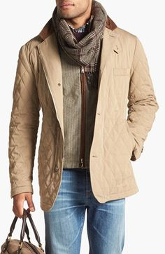 Robert Talbott 3-in-1 Quilted Jacket available at #Nordstrom