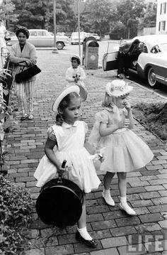 Moppets Charm School LIFE 1962