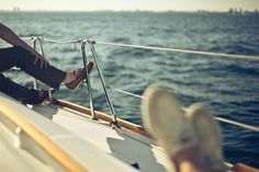 boat + boat shoes