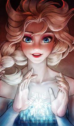 Elsa, The Snow Queen ❄️