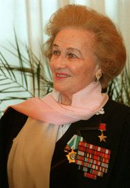 "Nadezhda Popova, WWII 'Night Witch,' Dies at 91 The Nazis called them ""Night Witches"" because the whooshing noise their plywood and canvas airplanes made reminded the Germans of the sound of a witch's broomstick.The Russian women who piloted those planes,1 time crop dusters, took it as a compliment. In 30k missions over 4 yrs, they dumped 23,000 tons of bombs on the German invaders, ultimately helping to chase them back to Berlin. Any German pilot who downed a ""witch"" was awarded an Iron…"