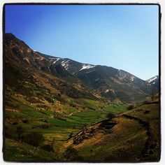 Camino de Braña Los Cuartos #Somiedo #Asturias  batarizu