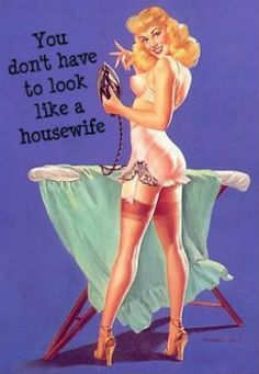 Robyn's Nest; you don't have to look like a housewife...to be a housewife