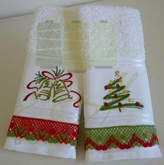 Toalhas de Natal