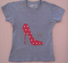 Customizando roupas