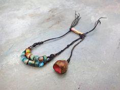 https://flic.kr/p/RD6vvR | porcelain beads by greybirdstudio