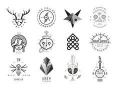 Logos & Marks II on Behance