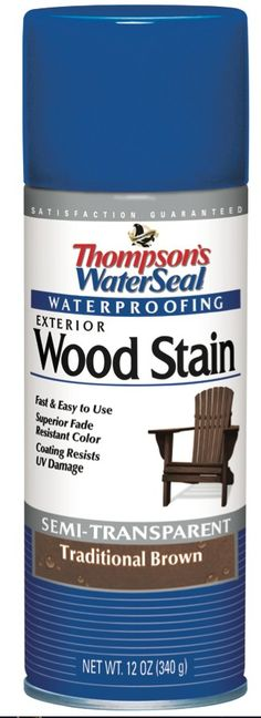 rich redwood redwood color spray wood stain spray exterior spray. Black Bedroom Furniture Sets. Home Design Ideas