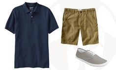 Navy Polo: http://effortlessgent.com/navy-polo-five-ways-to-wear-one/