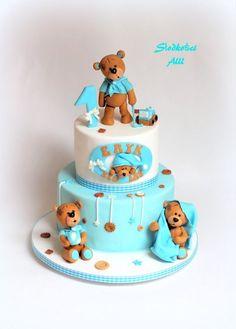 Первый Торт На День Рождения