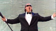 Sting is inducted into the WWE Hall of Fame: Class of 2016