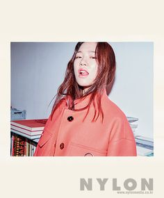 Han Ye Ri - Nylon Magazine January Issue '16