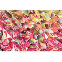 """Kaos Fashion"" by Maximilian San Graphic Art on Canvas $35.75"