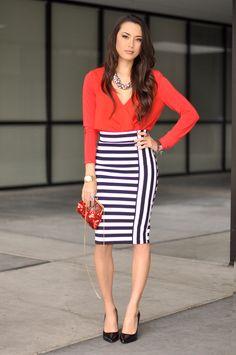 Hapa Time - a California fashion blog by Jessica - new fashion style - 2014 fashion trends: City Girl