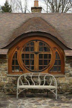 Hobbit window