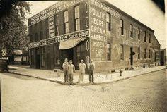 Henderson Produce Company (Chillicothe, MO circa 1933