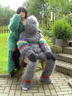 Fluffy Sweater, Mohair Sweater, Beautiful Christina, Fox Coat, Winter Is Coming, Catsuit, Mittens, Pajamas, Mood