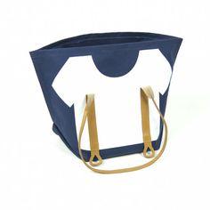 Suspenders Tote