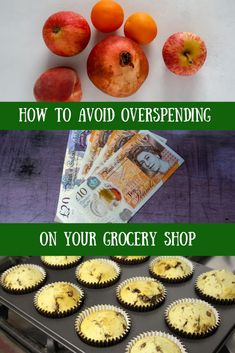 How to avoid overspending on groceries. #MoneySaving #Money #FamilyFinances #Groceries #FoodShopping #MealPlanning #SaveMoney #SavingMoney