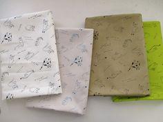 ▲綿(コットン) - 商品詳細 オックスプリント 猫日和 110cm巾/生地の専門店 布もよう
