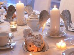 Tischdeko für Weihnachten: Tischdekoration mit Kerzen - Wohnen & Garten