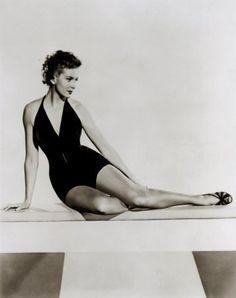 Deborah Kerr's iconic swimsuit
