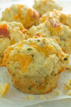 Mouthwatering and Delicious Pizza Muffins
