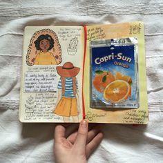 Cool Journals, Poetry Art, Art Diary, Arte Sketchbook, Journal Aesthetic, Creative Journal, Bullet Journal Inspo, Visual Diary, Scrapbook Journal