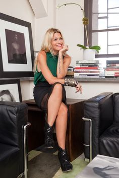 Jenné Lombardo, Global Fashion Director for W Hotels