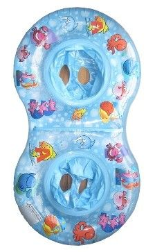 Absolutely getting this for this summer! Duo Splash Twin Float