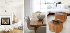 Scandinavian inspiration at home Scandinavian Dining Table, Cuisines Design, Floor Chair, Sweet Home, Bed, Interior, Furniture, Home Decor, Google Office