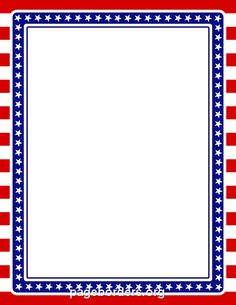 Free stars and stripes border templates including printable border paper and clip art versions. File formats include GIF, JPG, PDF, and PNG. Printable Border, Printable Star, Free Printables, Page Borders Free, Word 2016, Patriotic Background, Classroom Borders, Create Flyers, Patriotic Images