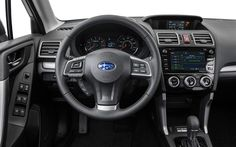 2016 Subaru Forester Interior:  The 2016 Subaru Forester continues essentially unchanged, but some differences will be noticed straightaway. For instance, beginning this summer, Japanese maker starts with new multi-media system sales which should finally fix car's current lagging info-tainment cluster.