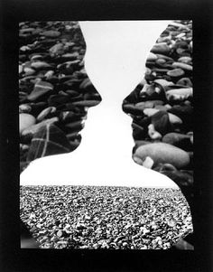 RUTH THORNE-THOMSEN. Two Faces are a Vase, from Prima Materia, Italy