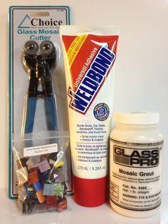 glass mosaic starter kit