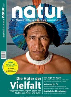 Hüter der #Vielfalt: #IndigeneVölker kämpfen gg. Raubbau an #Natur & Kultur 🏞  Jetzt in @natur_magazin:  #Urvolk