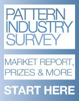Calling all textile/surface designers, agents and print buyers! The 2013 Pattern Industry Survey has just launched, please spread the word!