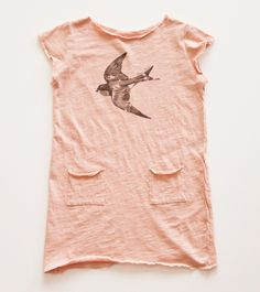 Louis Louise Hirondelle Dress, Pink