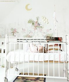 Behang idee kinderkamer