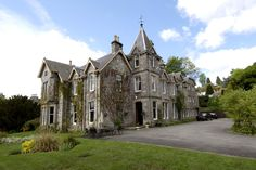 Wellwood House, Pitlochry Scotland. Great place to stay!