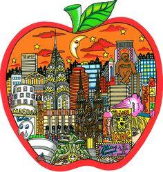 new york city clip art   http www fazzino com current editions htm