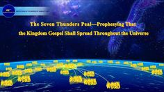 The Seven Thunders Peal—Prophesying That the Kingdom Gospel Shall Spread...