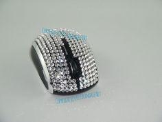 Microsoft Wireless Mouse 6000, Swarovski Elements | Blingkle.net