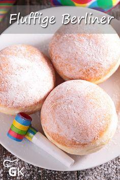 Beignets, Baking Recipes, Dessert Recipes, Ciabatta, Churros, Doughnuts, Biscotti, Food Inspiration, Buffet