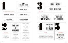 Elephant Magazine, Issue 5 - Design by Matt Willey