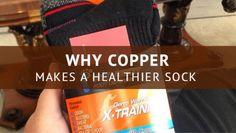 Learn why copper makes a wonderful sock!